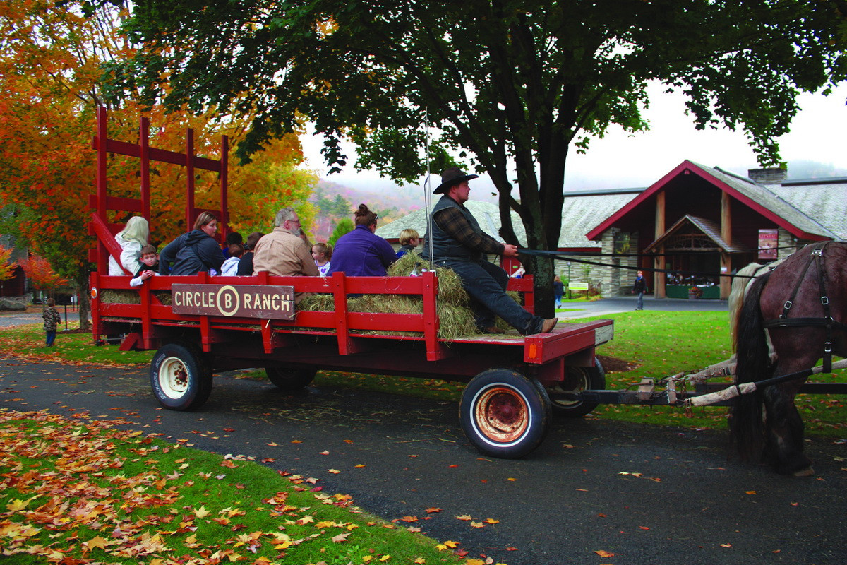 FallFest Wagon Ride