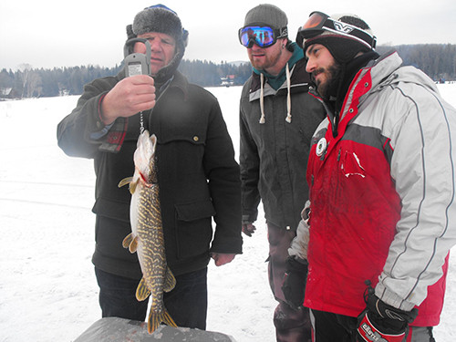 Central Adk Ice Fishing Contest
