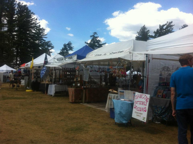 Arts in the Park Craft Fair